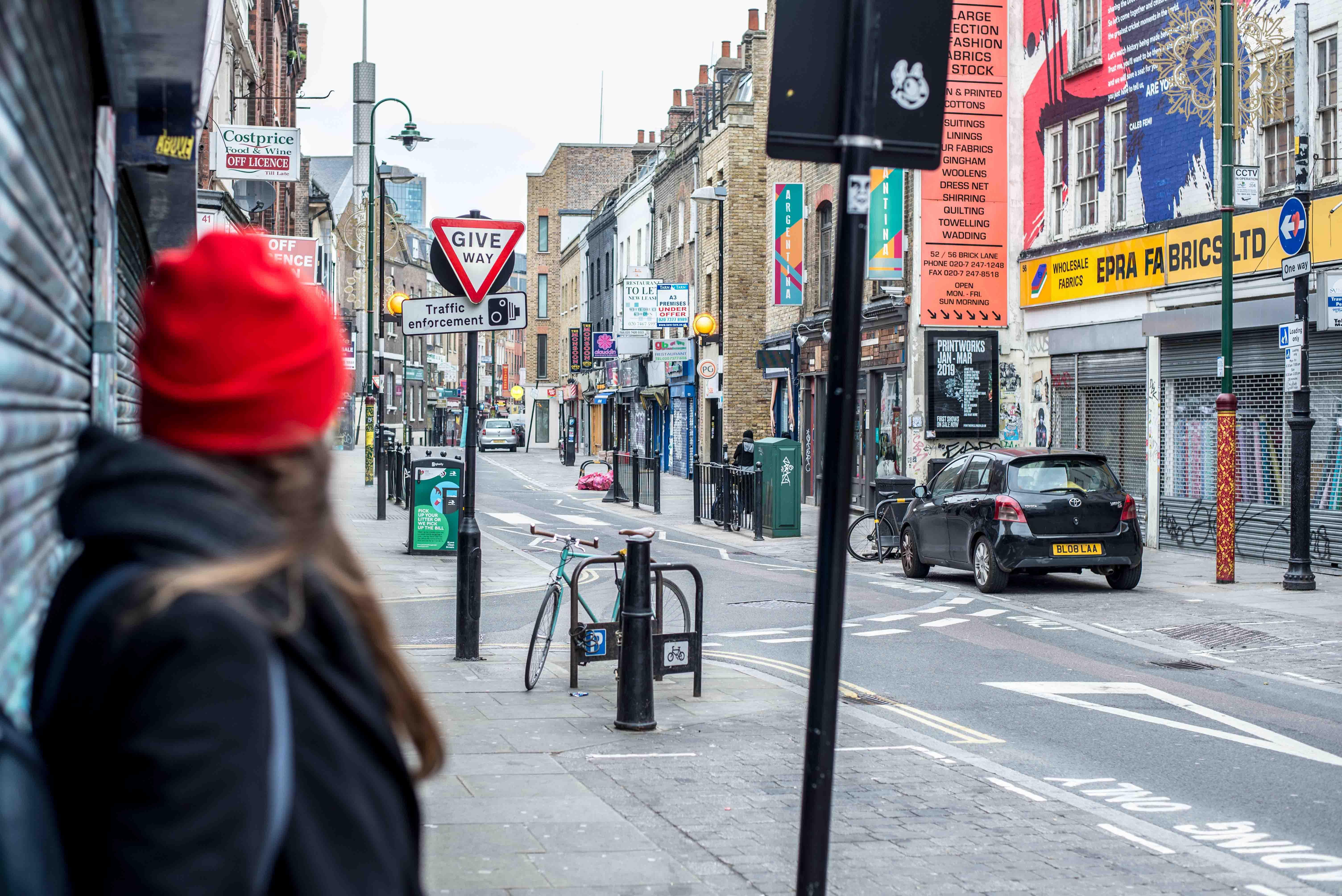 Tipps für London Shoreditch