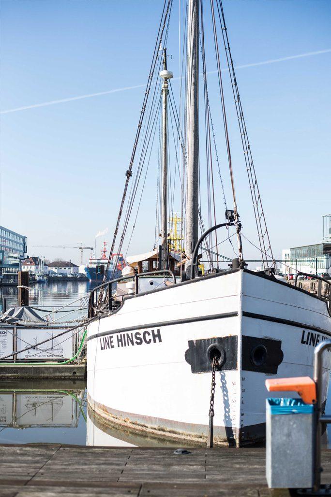 Fisch essen in Bremerhaven