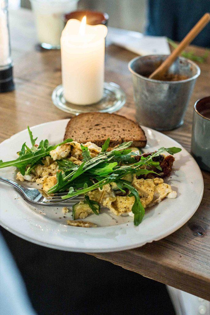 Frühstück im Glockenbach