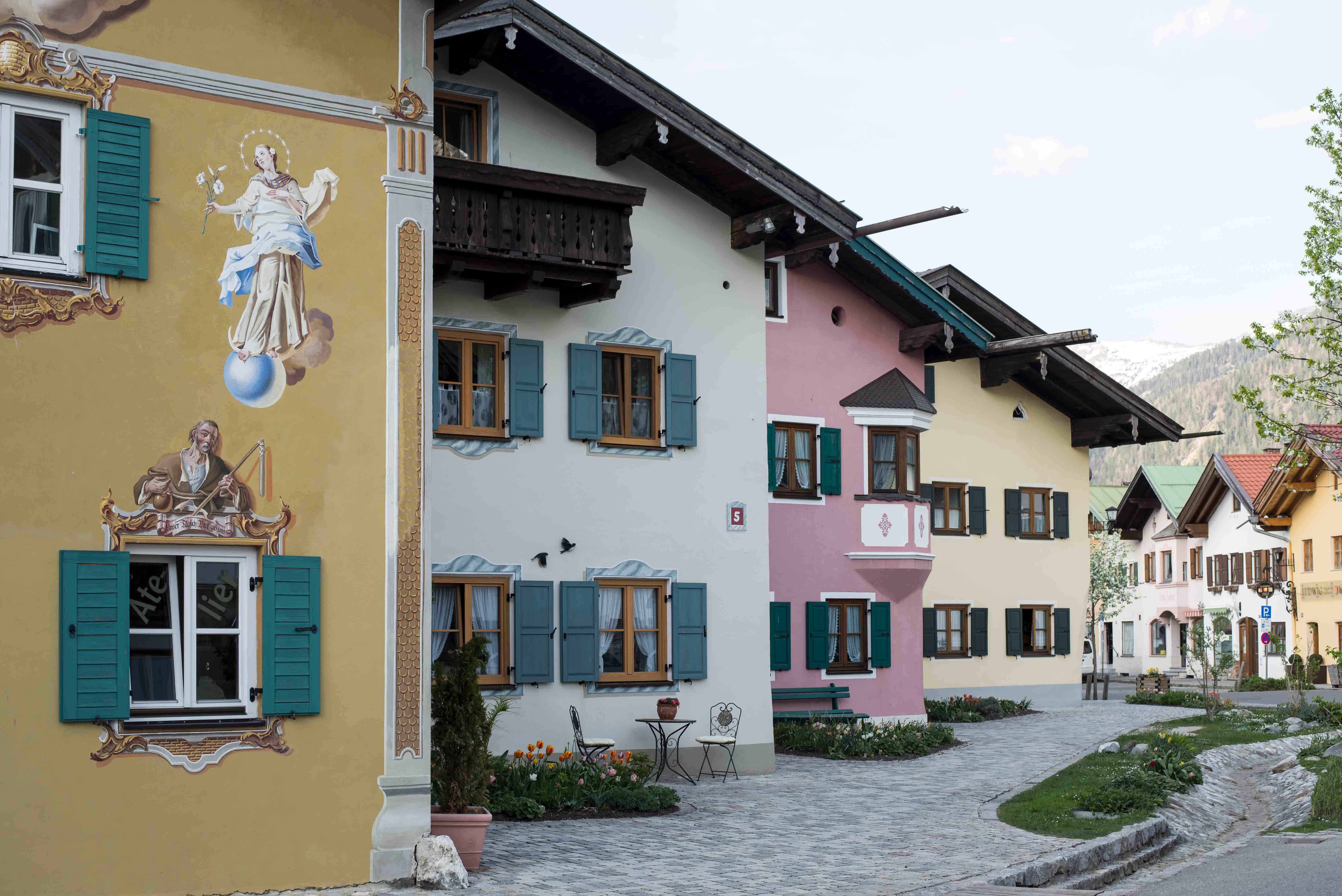 Wanderung zur Brunnsteinhütte in Mittenwald