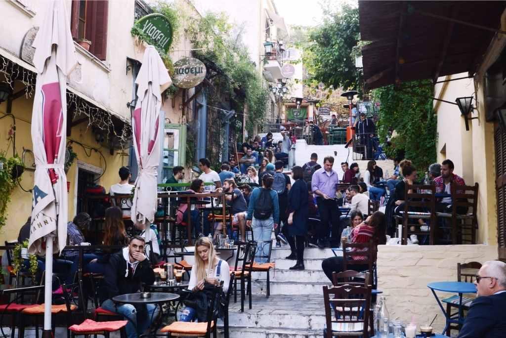 Altstadt von Athen