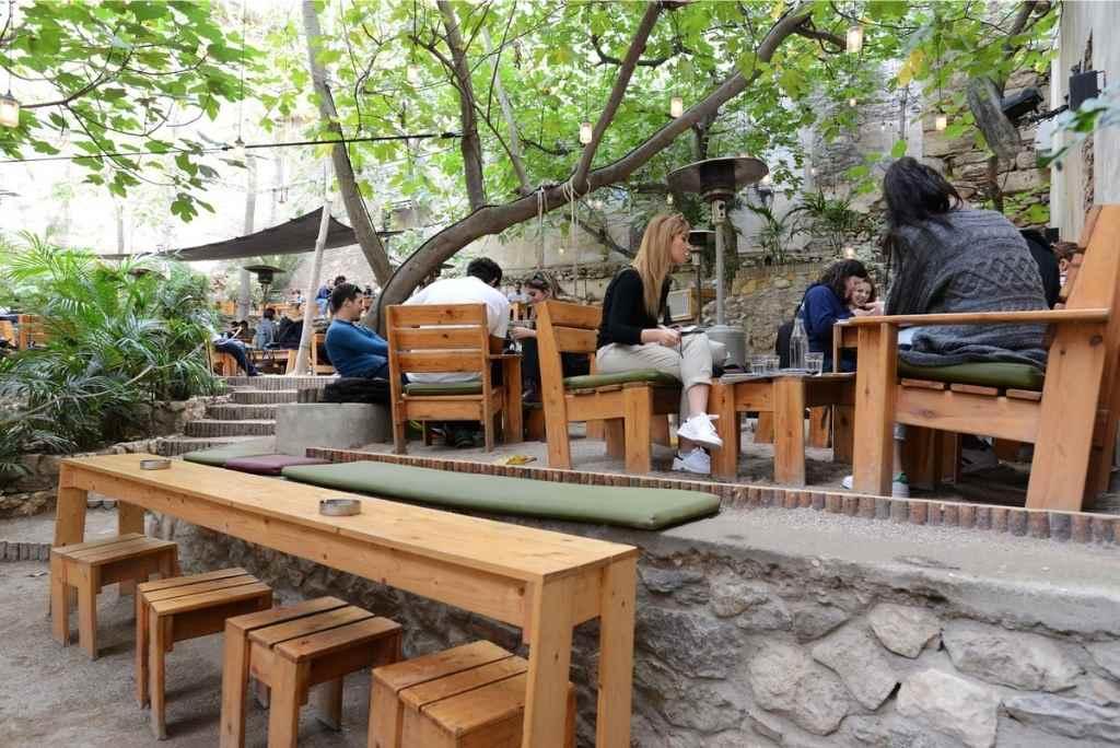 Schöne Cafés in Athen