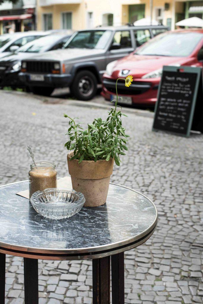 Das Café Tischendorf in Neukölln