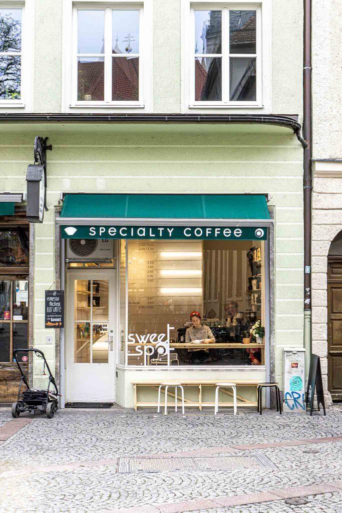 Third Wave Coffee in München