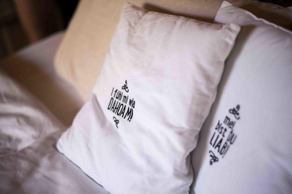 Das Hotel Mama Thresl in Leogang