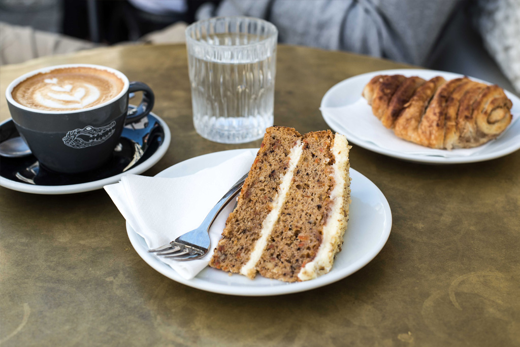 Man vs. Machine Kaffeerösterei im Glockenbach