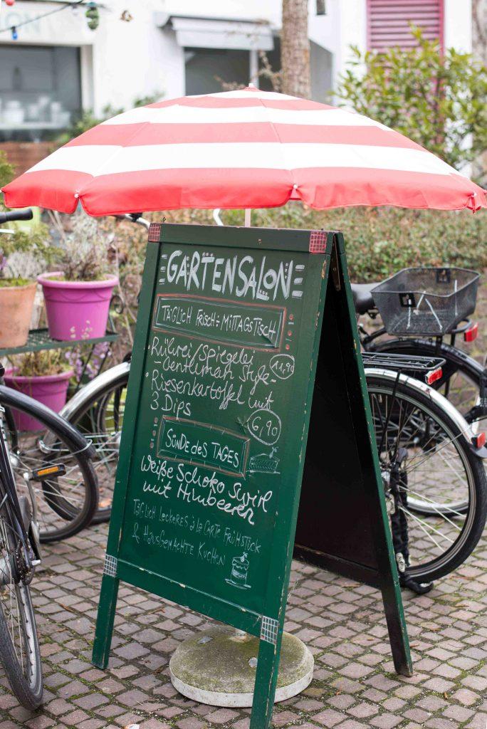 Café Gartensalon in München