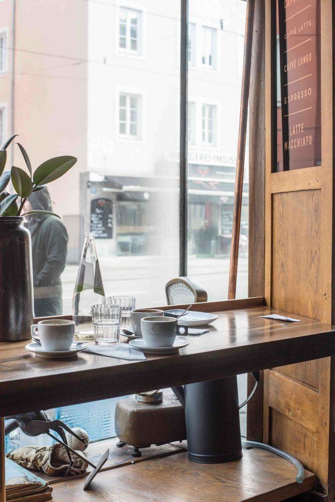 Italienische Cafés in München