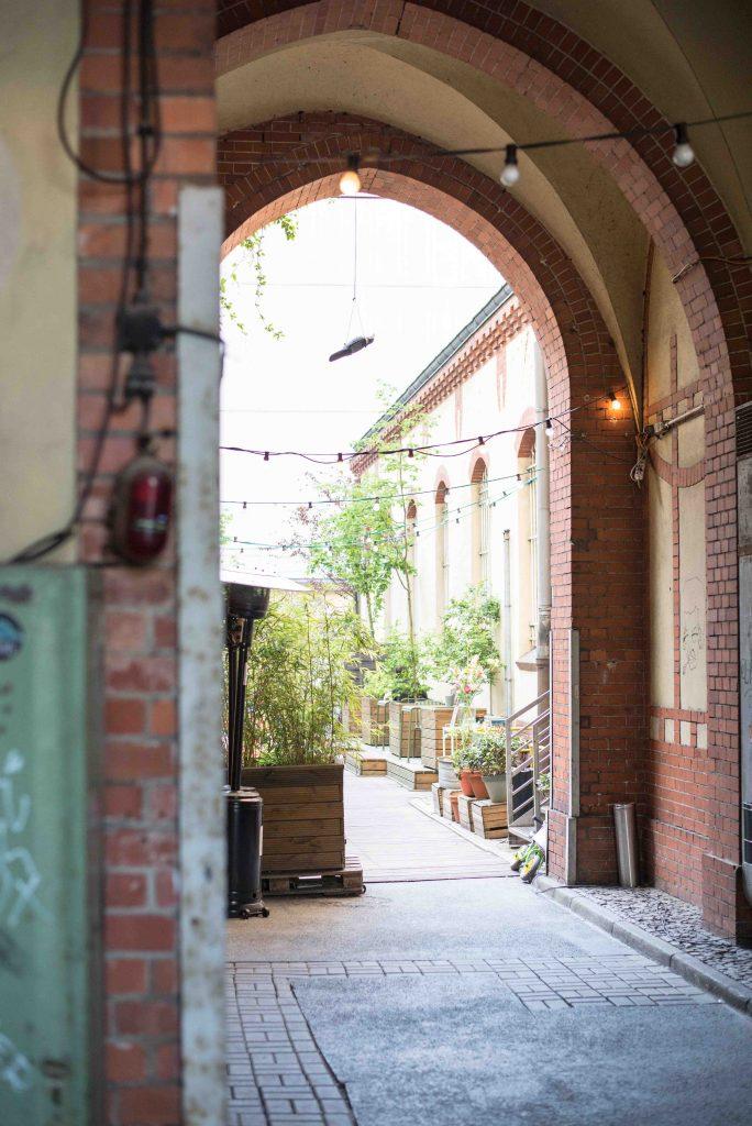 Hallesches Haus in Kreuzberg
