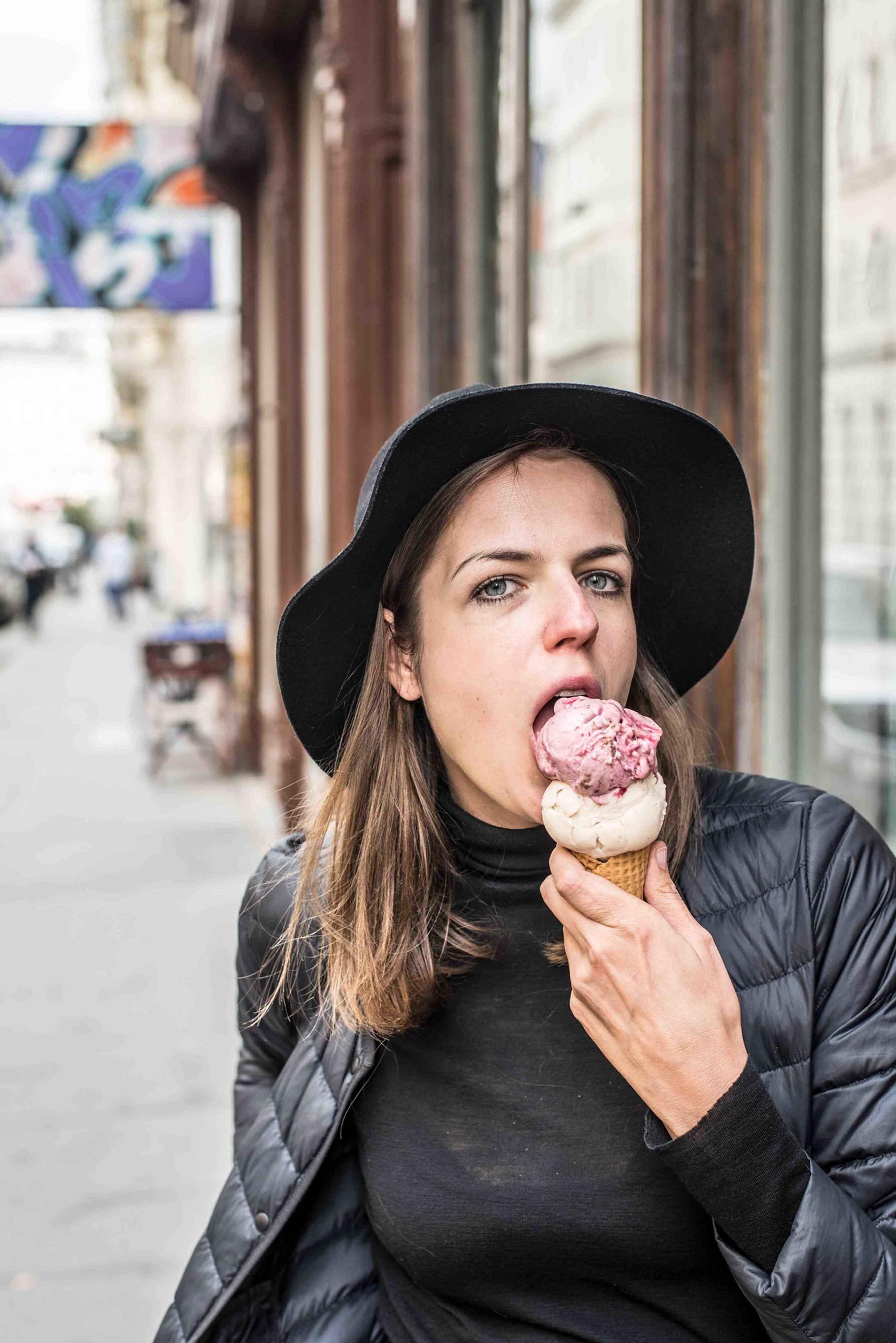 Veganes Eis von Veganista in Wien