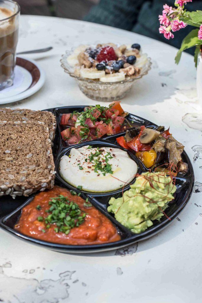 Frühstücken in Wien in der Burggasse24