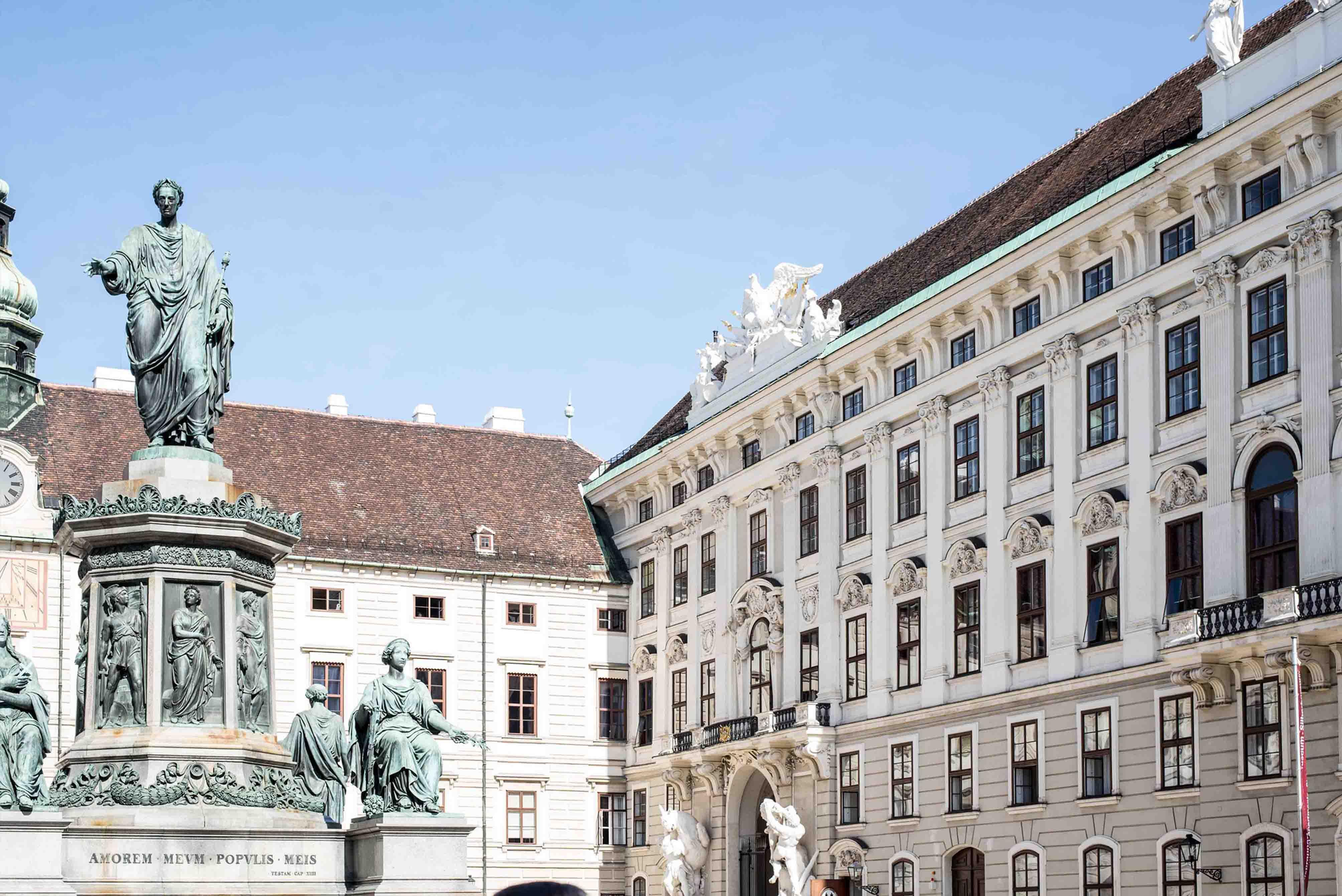 Blogbeitrag über Wien