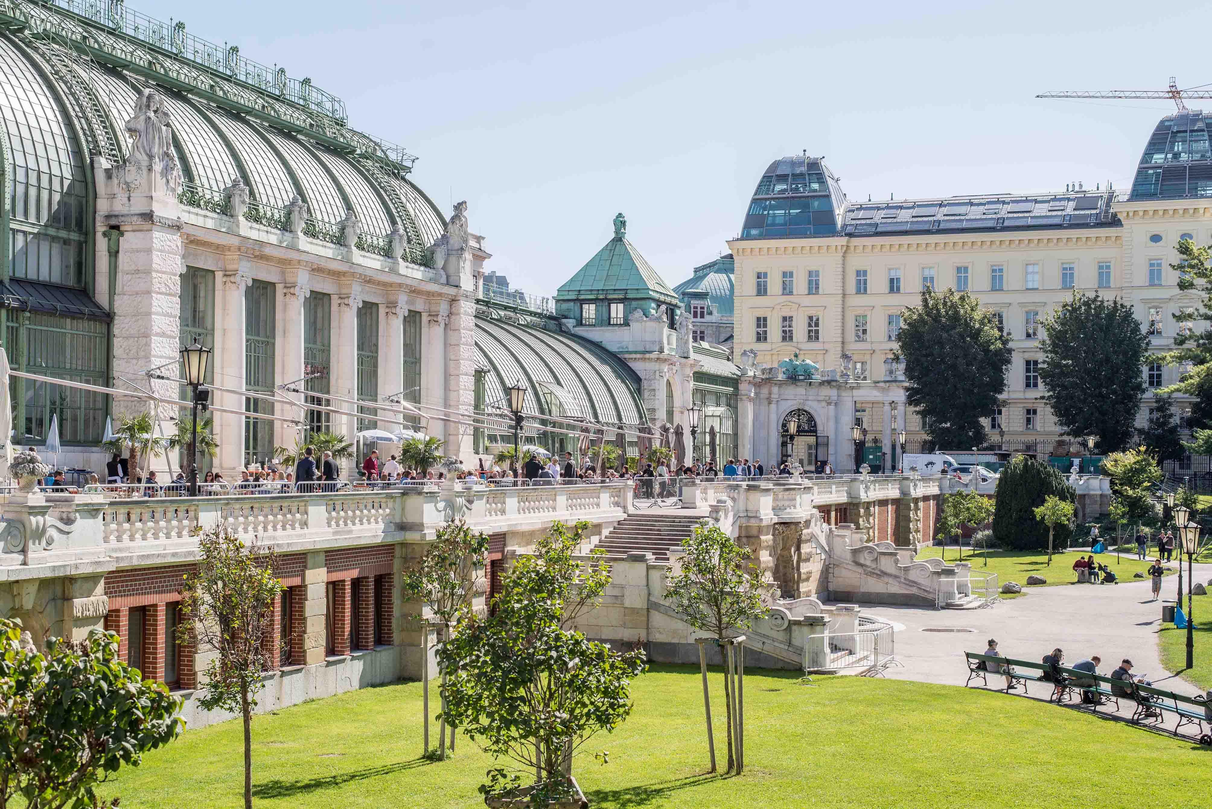 Blog über Wien