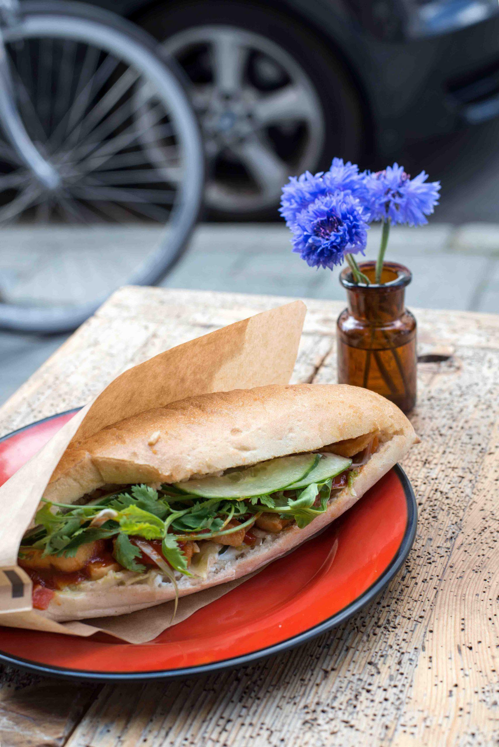 Banh Mi essen in München