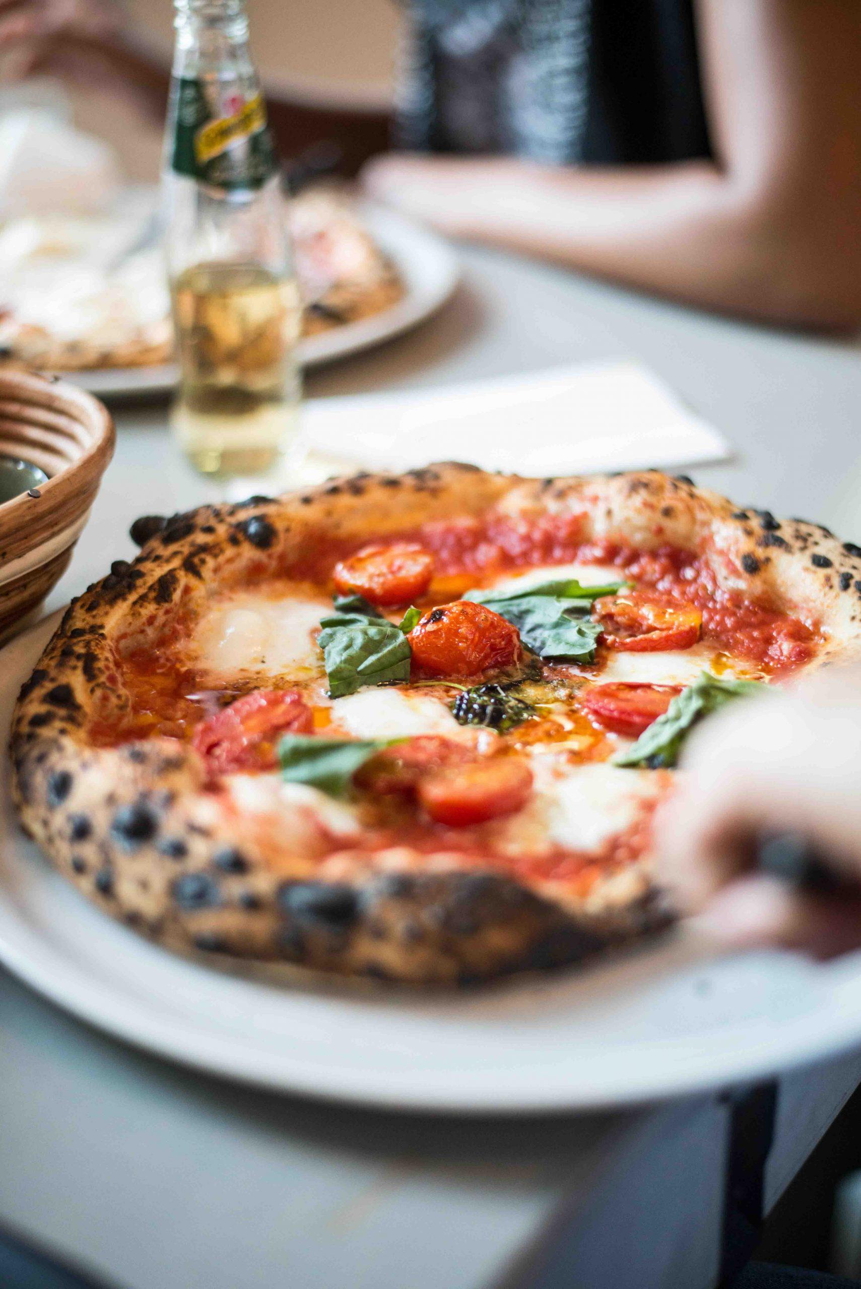 Die W Pizza in Berlin-Neukölln