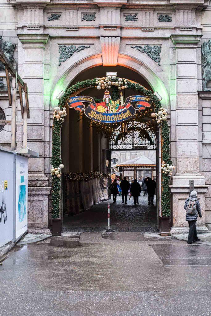 Weihnachtsmärkte 2019 in München