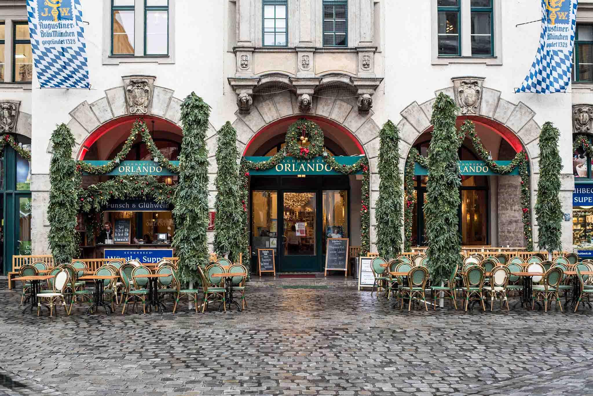 Weihnachtsmärkte in München 2019