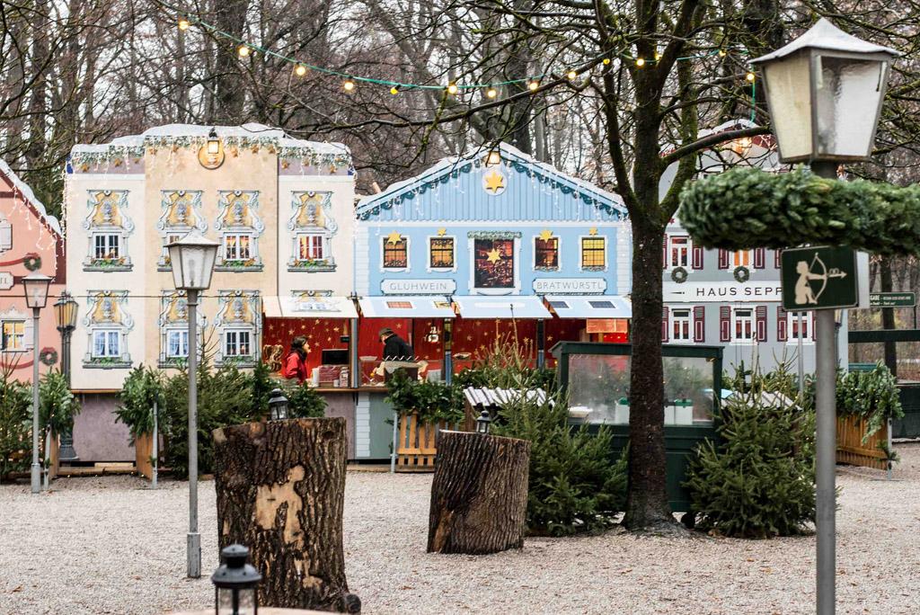 Die schönsten Weihnachtsmärkte in München 2019