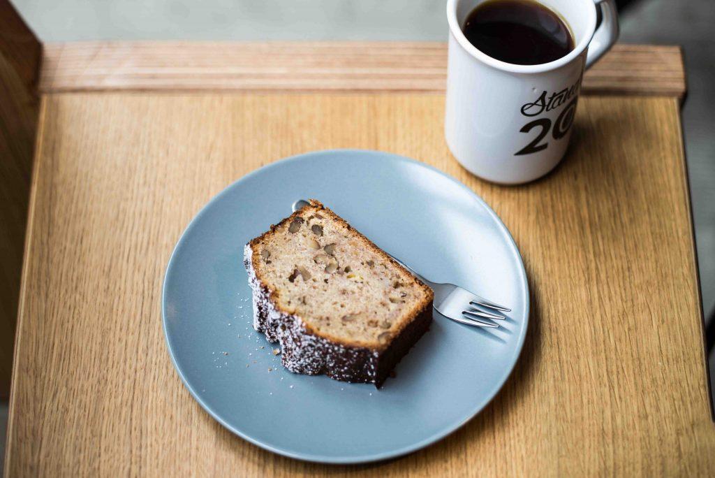 Das Bean und Batter im Westend serviert frische Waffeln und leckeren Kaffee