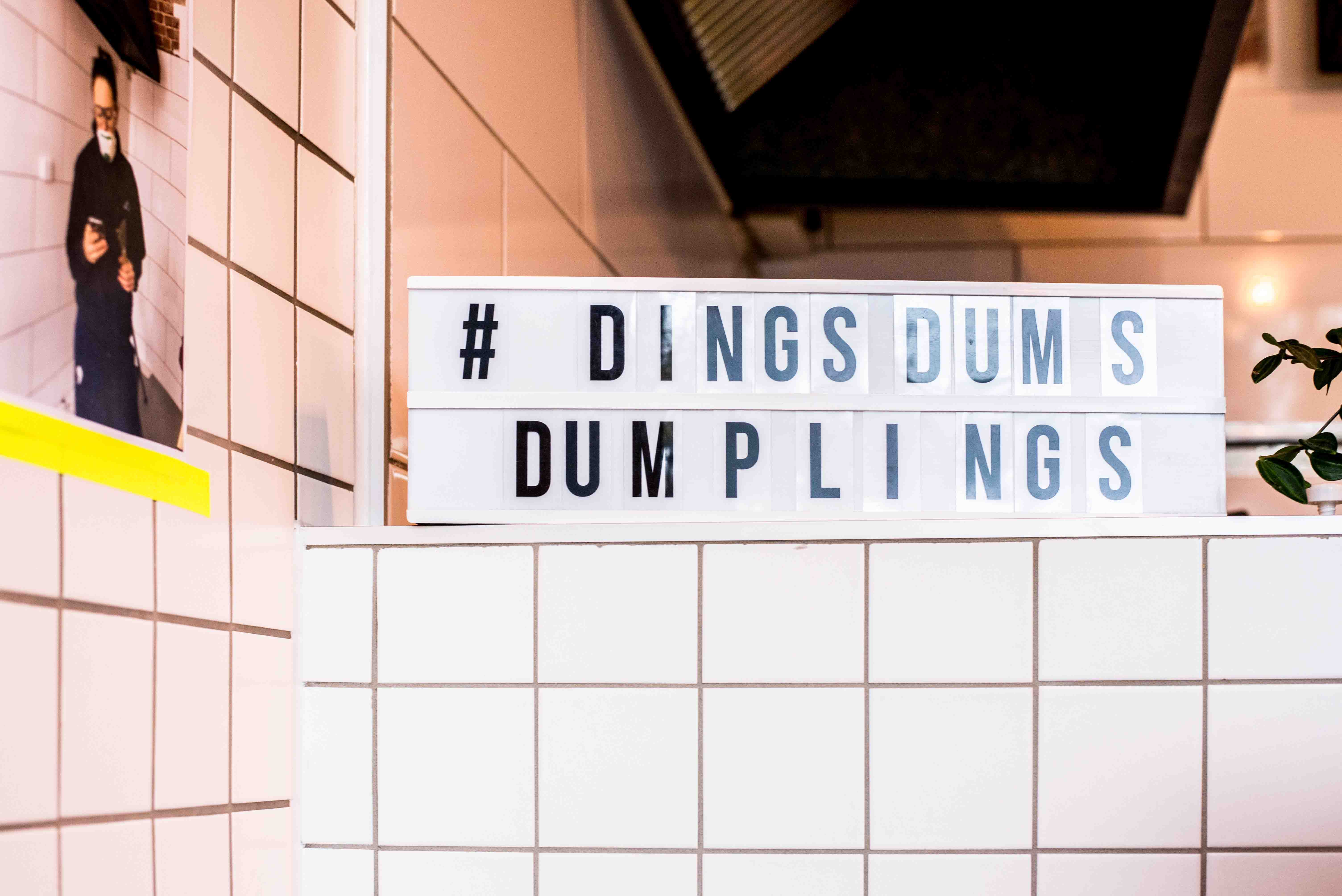 Nachhaltige Restaurants in Berlin – DingsDums Dumplings