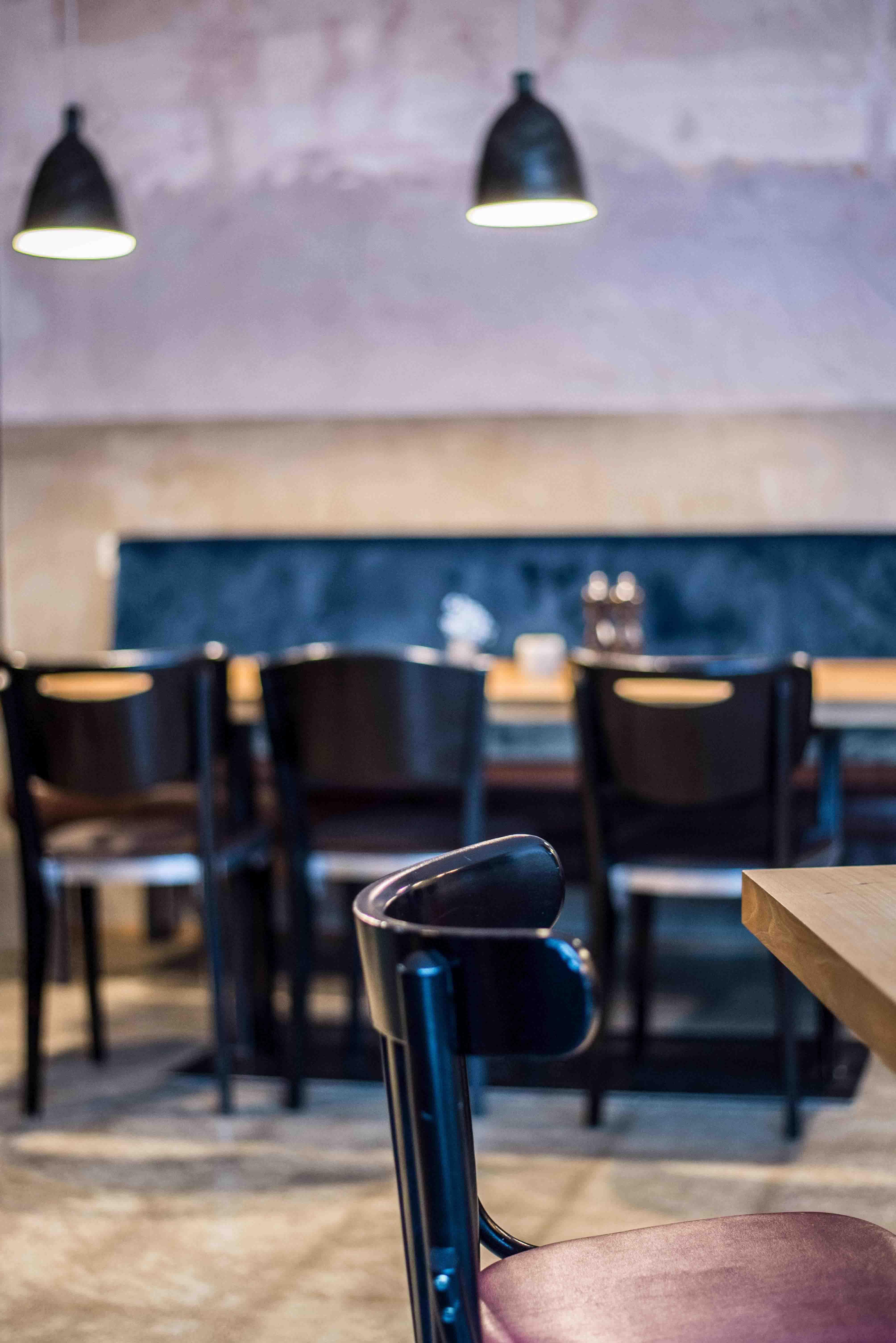 Soul Kitchen in München serviert leckere neapolitanische Pizza