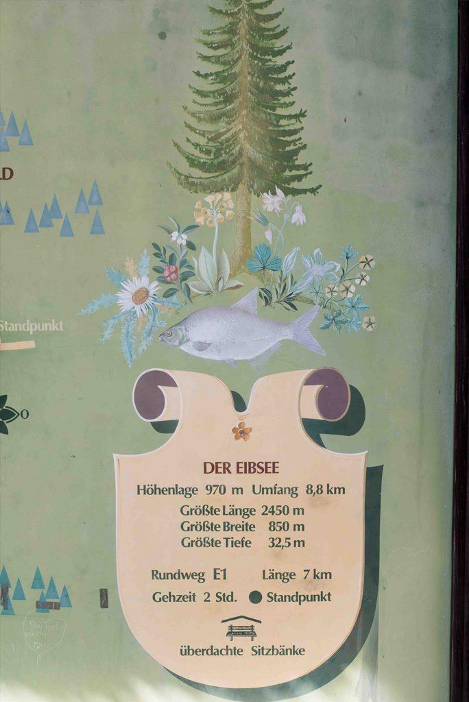 Das Café Berge in Garmisch ist der perfekte Ort für eine Belohnung nach einer Wanderung am Eibsee