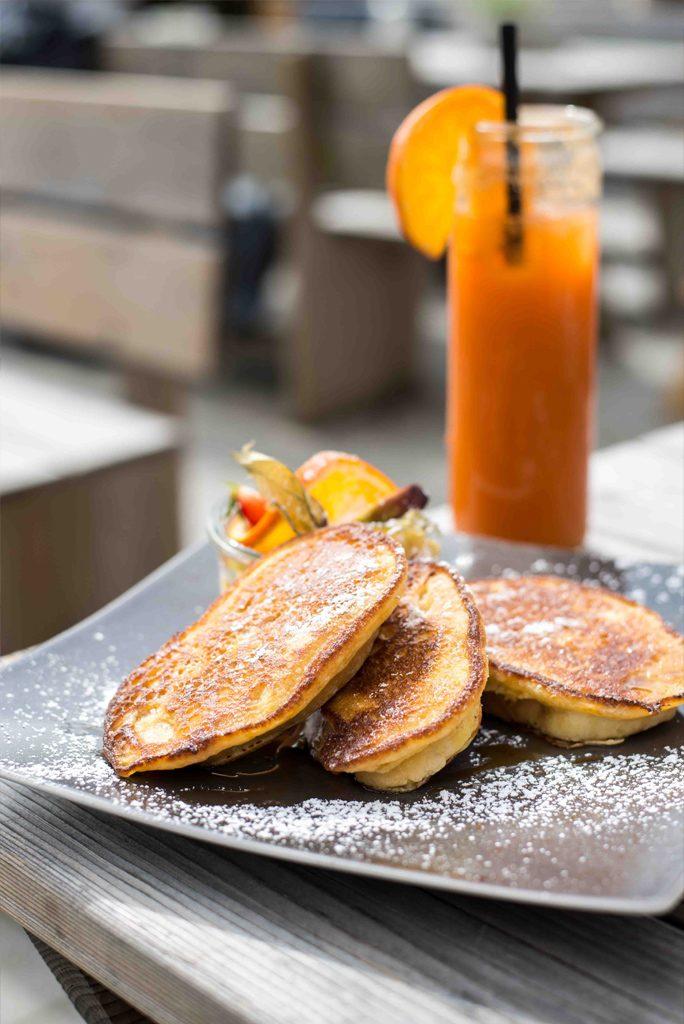Frühstück im Slyrs am Schliersee