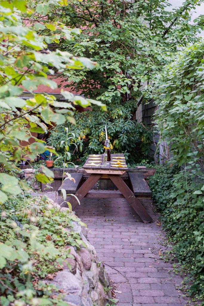 Cafe Botanico Italienische Kuche Aus Dem Permalkulturgarten