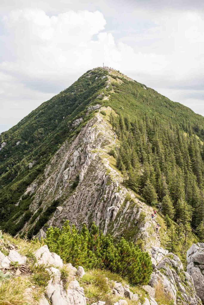 Wanderung zur Brecherspitz am Spitzingsee