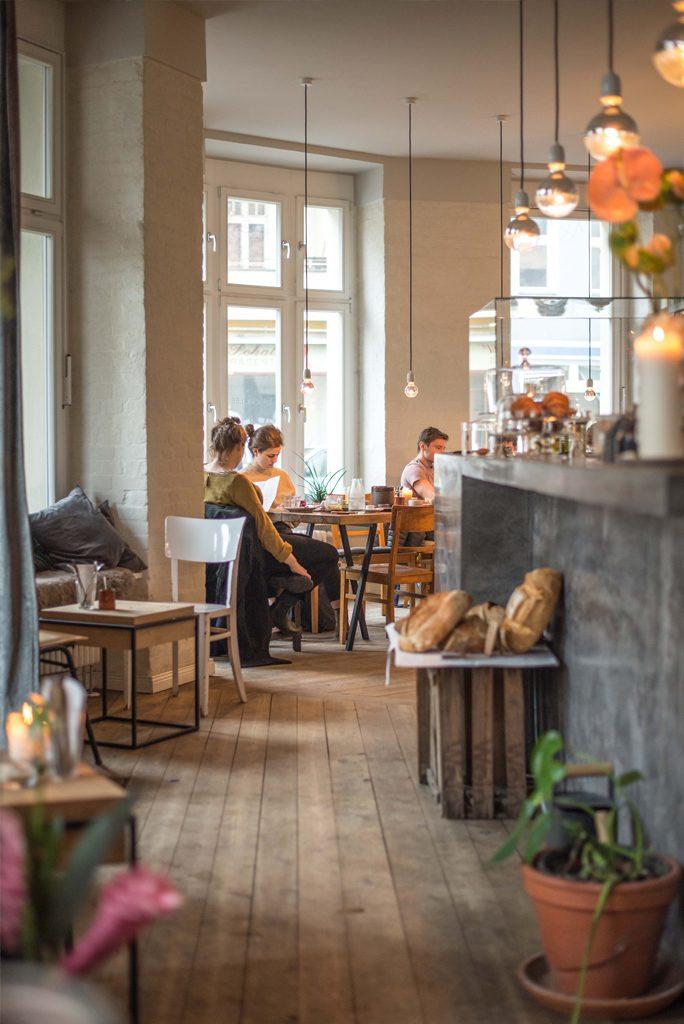 Essen in Rixdorf – das Hallmann und Klee