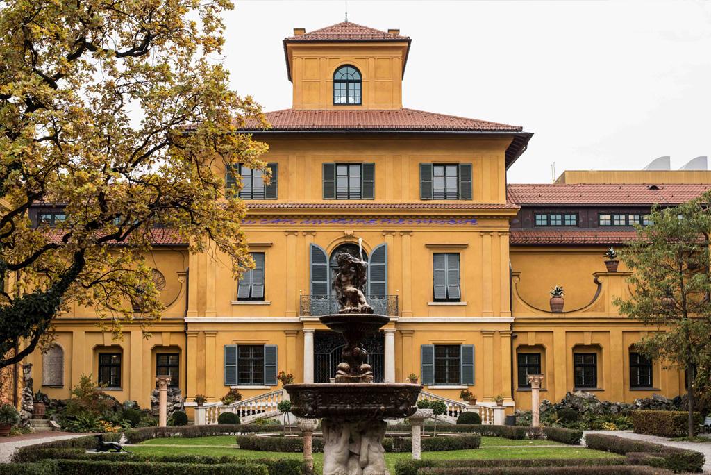 München, die nördlichste Stadt Italiens