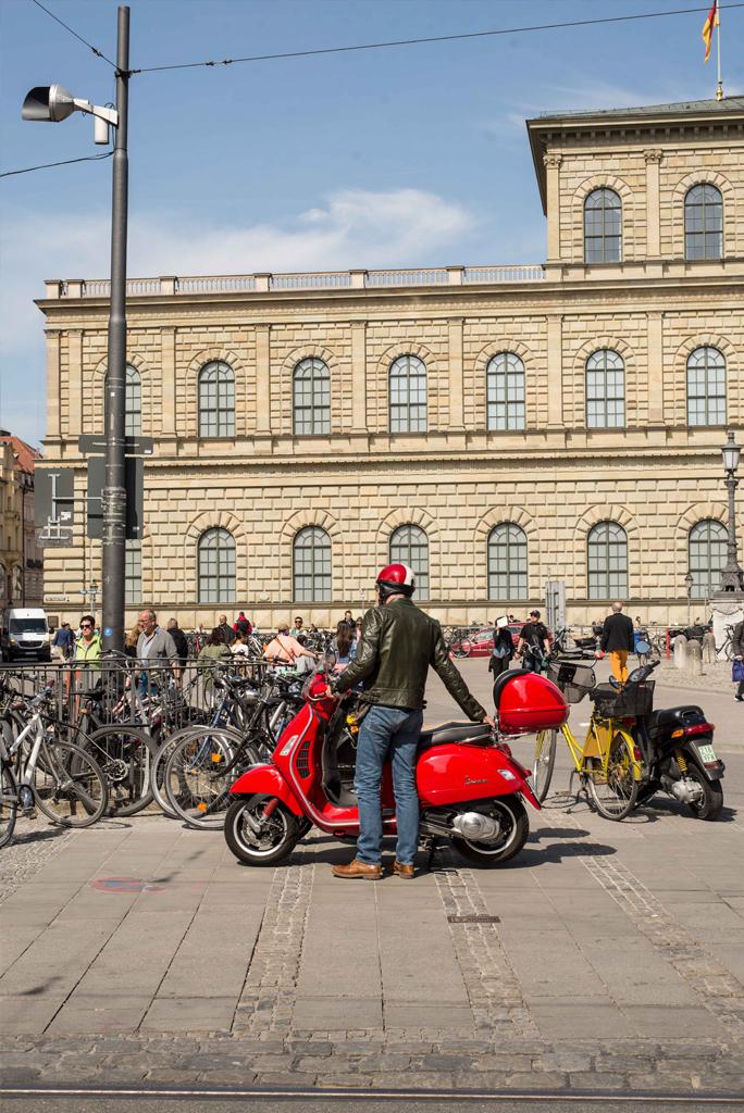 Italienische Orte in München