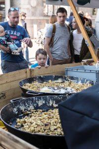 Streetfood Market in Ljubljana