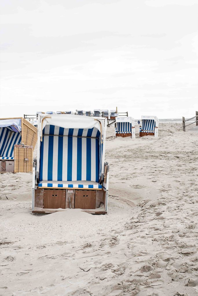 Der Strand in St. Peter-Ording