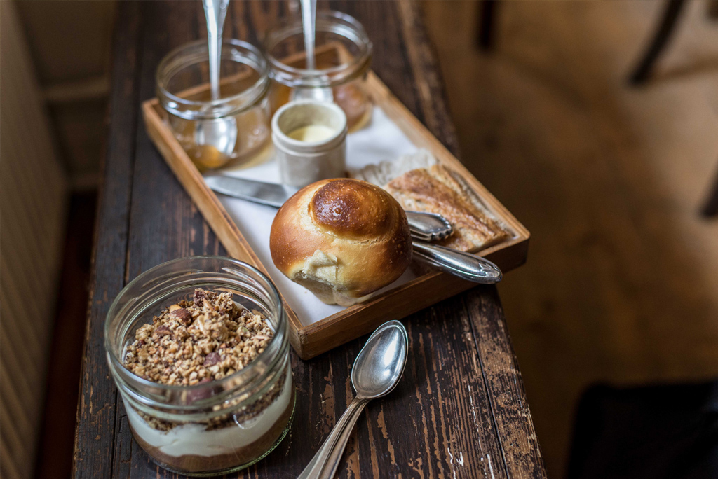 Das Bichou serviert leckeres französisches Frühstück in Neukölln