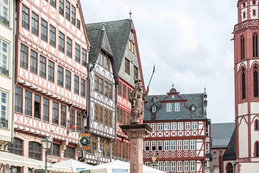 Tipps für einen Tag in Frankfurt