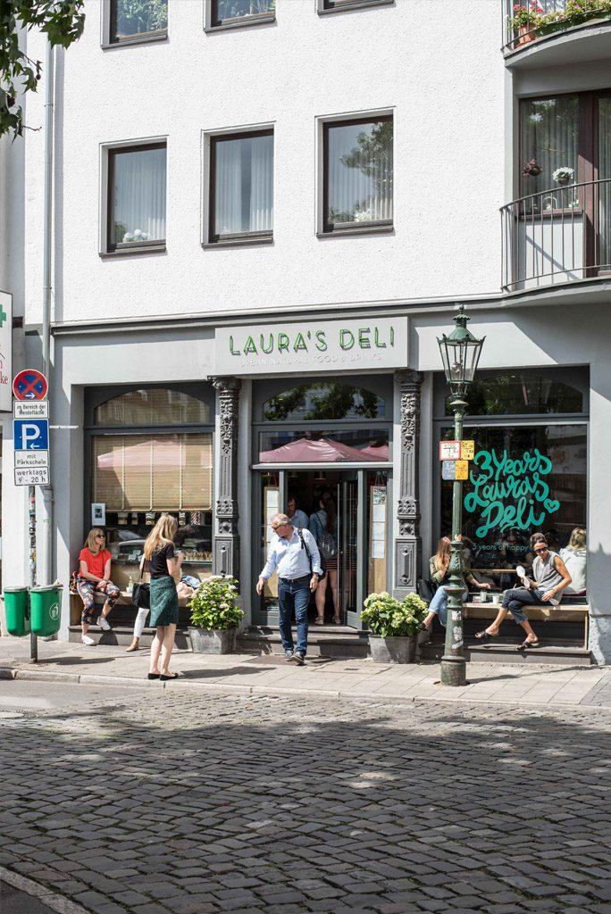 Laura's Deli in Düsseldorf