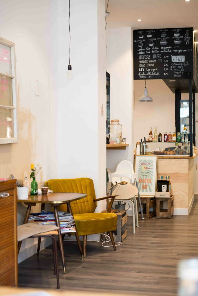 Shotgun Sister Coffeebar in Obergiesing