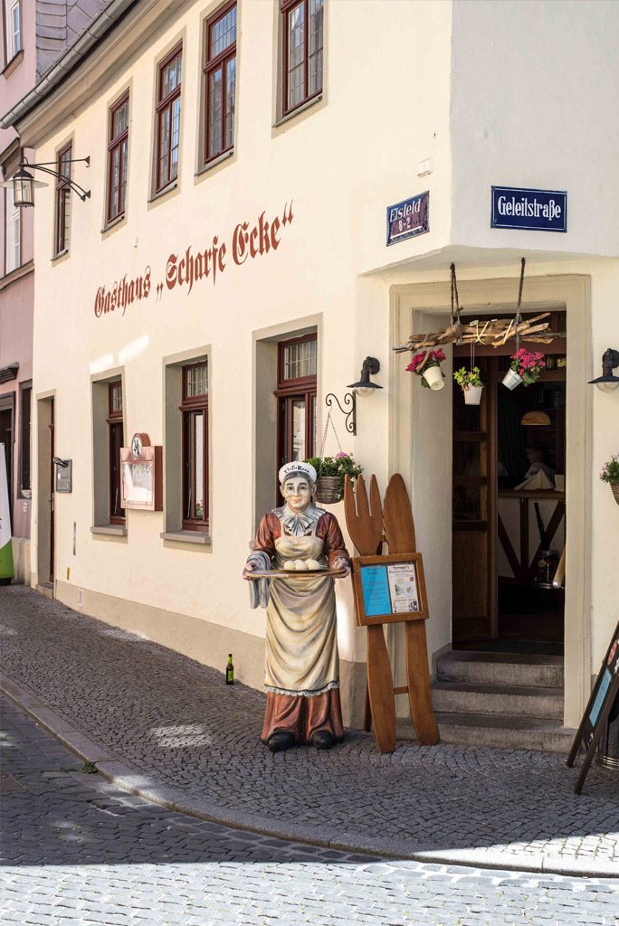 Restaurants in Weimar