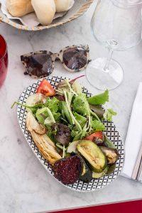 Mittagessen im Amo Bistrot in Verona
