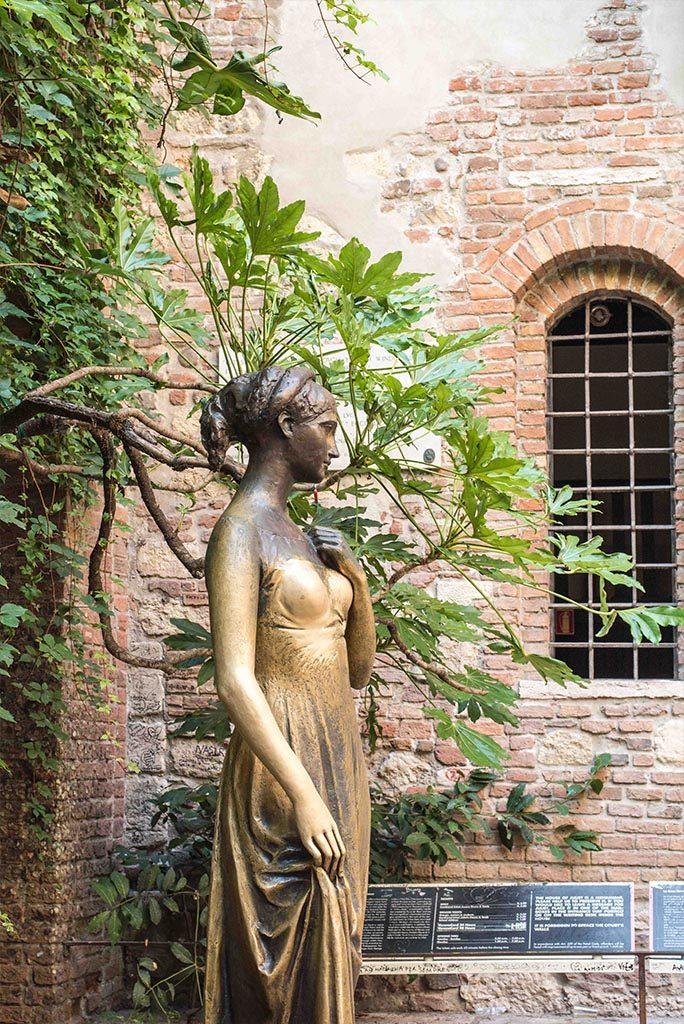 Casa Giulietta in Verona