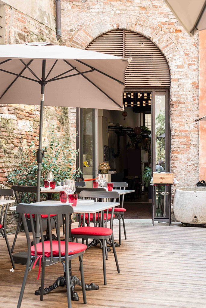 Amo Bistro in Verona