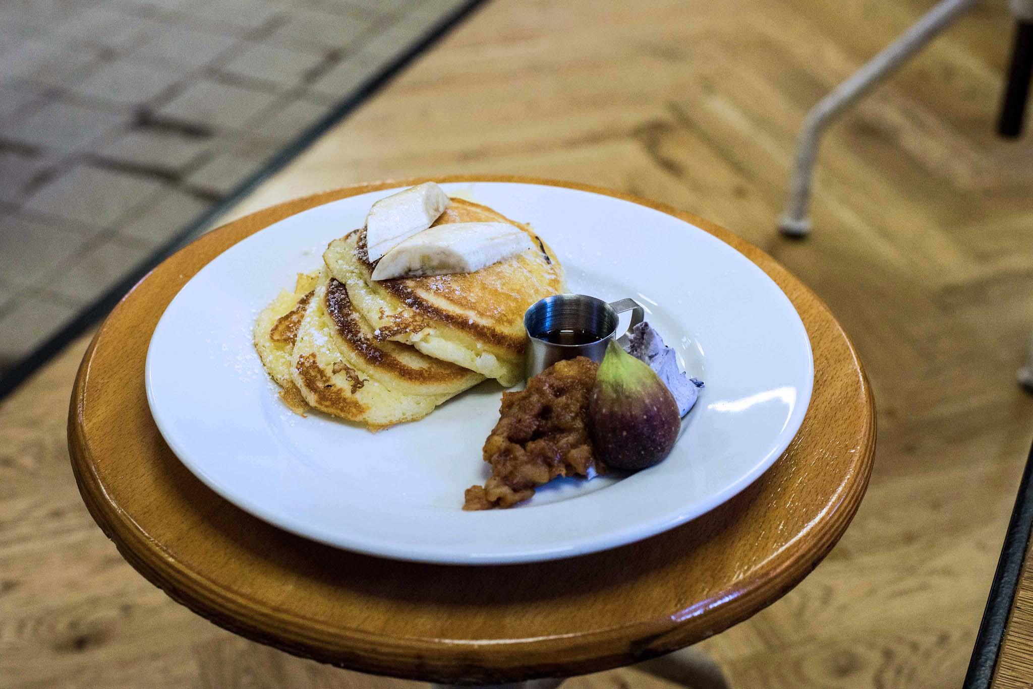 Frühstück im 21gramm in Neukölln