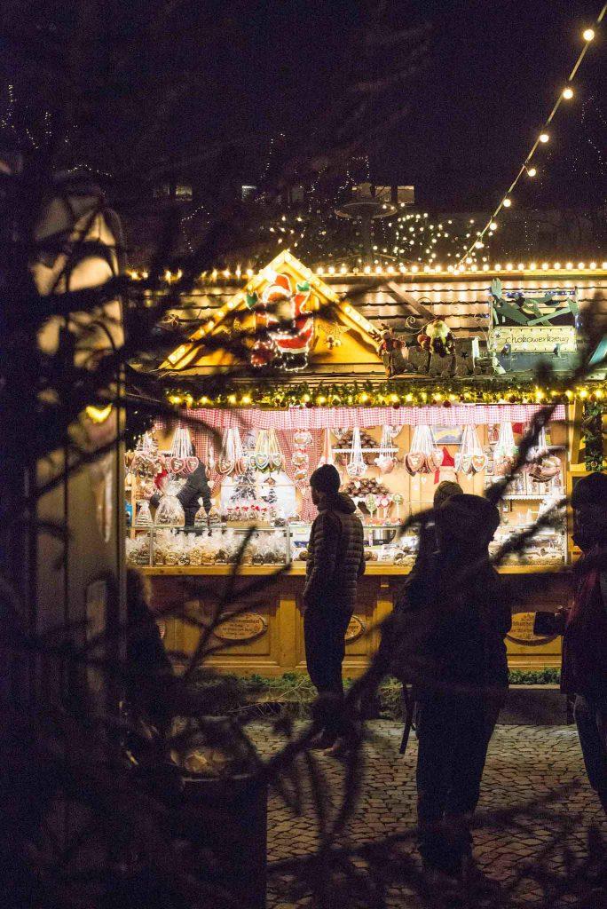 Weihnachtsmarkt in Haidhausenusen