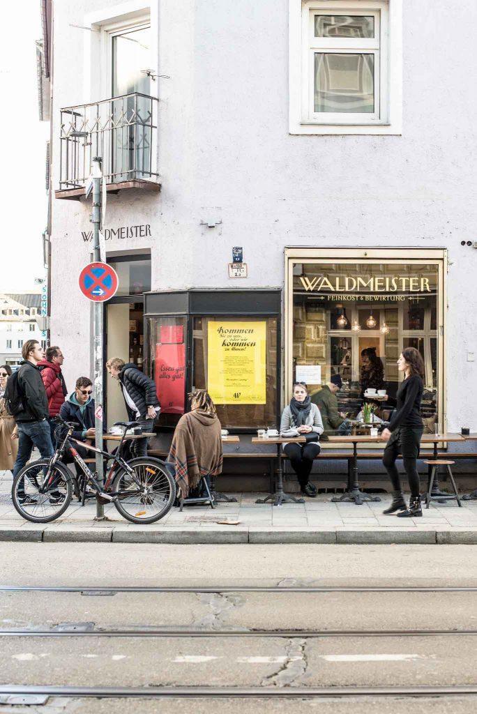 Frühstück bei Waldmeister in München