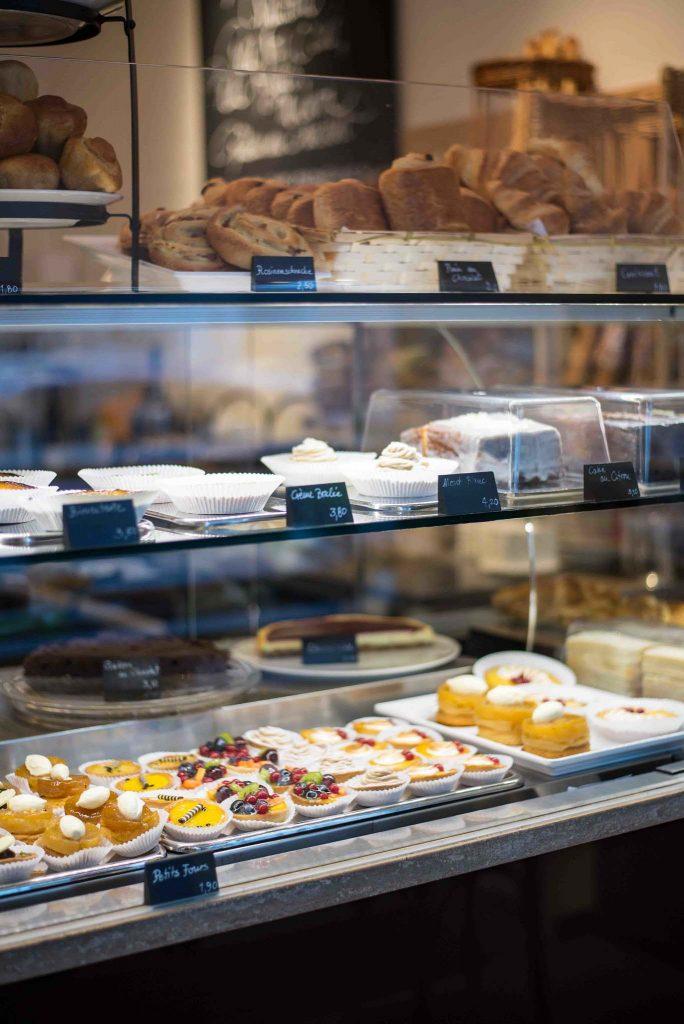 Französisch Frühstücken in München im Dukatz
