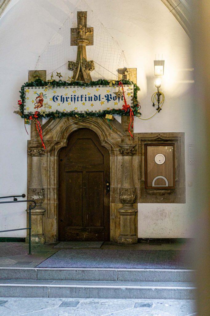 Christkindl-Post in München