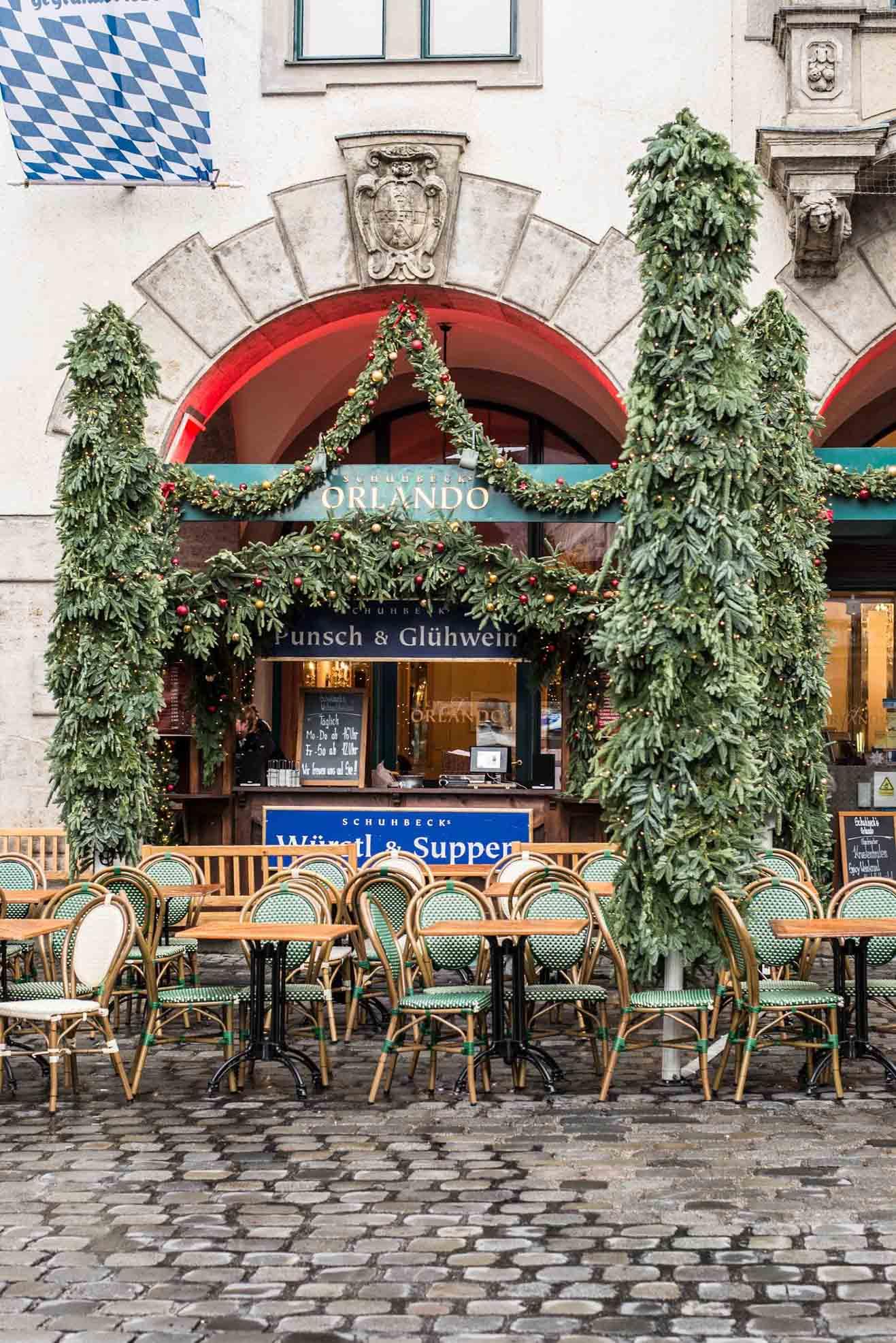Tipps für die Adventszeit in München