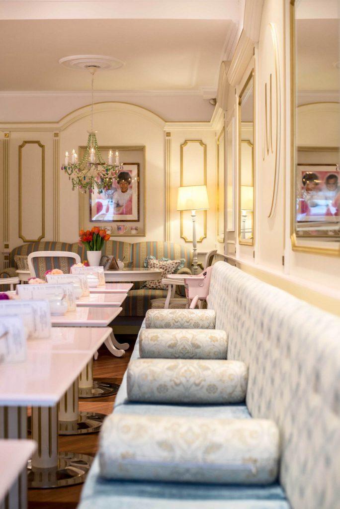 Café Mateika auf Sylt
