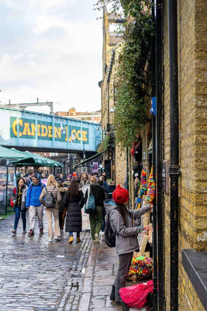 Die besten Street Food Märkte in London